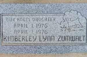 ZUMWALT, KIMBERLY LYNN - Mohave County, Arizona   KIMBERLY LYNN ZUMWALT - Arizona Gravestone Photos