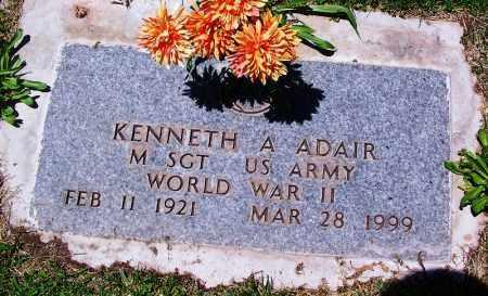 ADAIR, KENNETH ADRIAN - Navajo County, Arizona | KENNETH ADRIAN ADAIR - Arizona Gravestone Photos