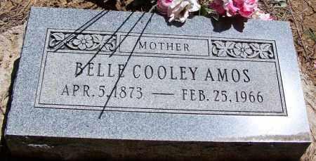 AMOS, BELLE - Navajo County, Arizona | BELLE AMOS - Arizona Gravestone Photos