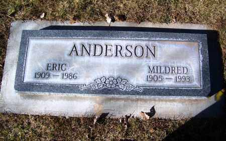 ANDERSON, ERIC - Navajo County, Arizona | ERIC ANDERSON - Arizona Gravestone Photos