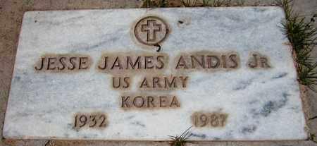 ANDIS, JESSE JAMES, JR. - Navajo County, Arizona   JESSE JAMES, JR. ANDIS - Arizona Gravestone Photos