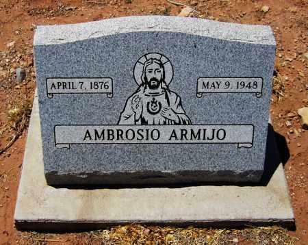 ARMIJO, AMBROSIO - Navajo County, Arizona | AMBROSIO ARMIJO - Arizona Gravestone Photos