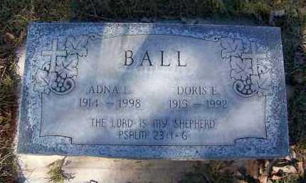 BALL, DORIS L - Navajo County, Arizona | DORIS L BALL - Arizona Gravestone Photos