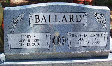 BALLARD, RAMONA BERNICE - Navajo County, Arizona | RAMONA BERNICE BALLARD - Arizona Gravestone Photos