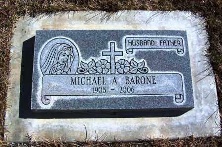 BARONE, MICHAEL A. - Navajo County, Arizona | MICHAEL A. BARONE - Arizona Gravestone Photos