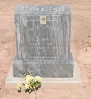 BEEBE, HARRIET M. - Navajo County, Arizona | HARRIET M. BEEBE - Arizona Gravestone Photos