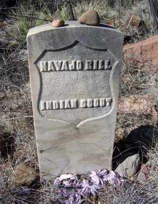 BILL, NAVAJO - Navajo County, Arizona | NAVAJO BILL - Arizona Gravestone Photos