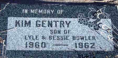 BOWLER, KIM GENTRY - Navajo County, Arizona | KIM GENTRY BOWLER - Arizona Gravestone Photos