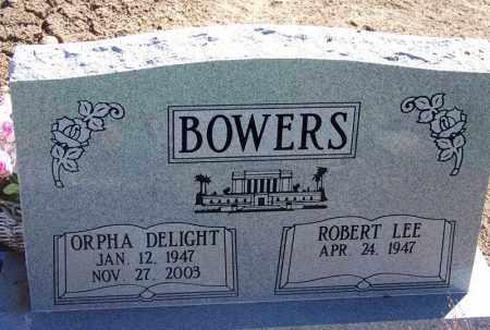 BOWERS, ORPHA DELIGHT - Navajo County, Arizona | ORPHA DELIGHT BOWERS - Arizona Gravestone Photos