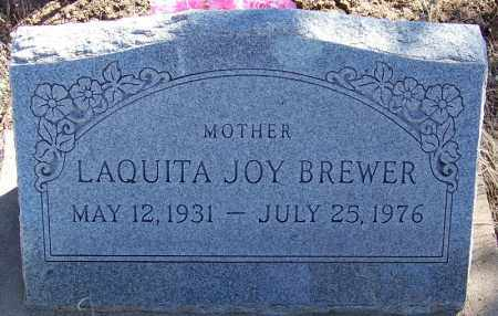 BREWER, LAQUITA JOY - Navajo County, Arizona | LAQUITA JOY BREWER - Arizona Gravestone Photos