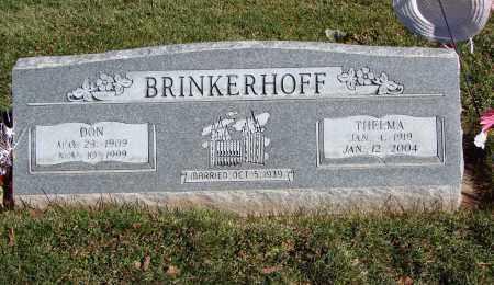 BRINKERHOFF, DON - Navajo County, Arizona | DON BRINKERHOFF - Arizona Gravestone Photos