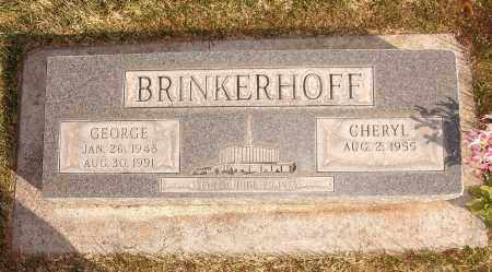 BRINKERHOFF, CHERYL - Navajo County, Arizona   CHERYL BRINKERHOFF - Arizona Gravestone Photos