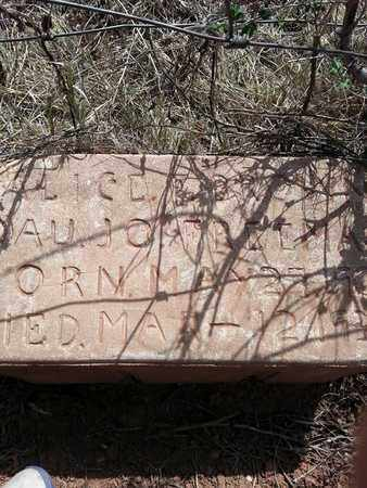 BROWN, ALICE F. - Navajo County, Arizona   ALICE F. BROWN - Arizona Gravestone Photos