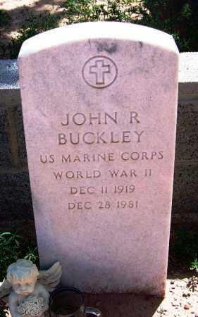 BUCKLEY, JOHN R - Navajo County, Arizona | JOHN R BUCKLEY - Arizona Gravestone Photos