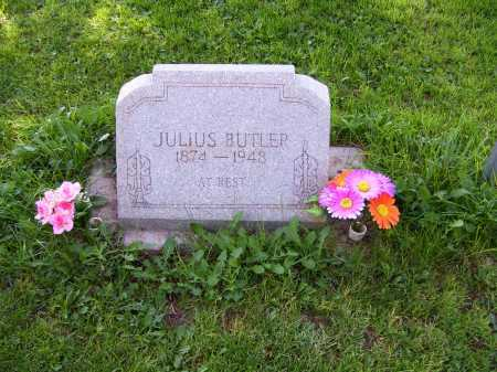 BUTLER, JULIUS - Navajo County, Arizona | JULIUS BUTLER - Arizona Gravestone Photos