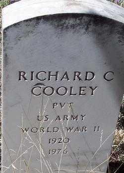 COOLEY, RICHARD CARLETON - Navajo County, Arizona   RICHARD CARLETON COOLEY - Arizona Gravestone Photos