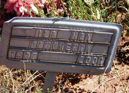 DAUGHERTY, ILA MAY - Navajo County, Arizona | ILA MAY DAUGHERTY - Arizona Gravestone Photos