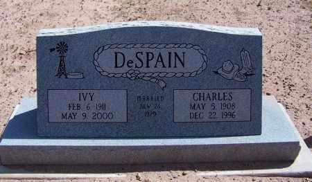 RANDALL DESPAIN, IVY - Navajo County, Arizona | IVY RANDALL DESPAIN - Arizona Gravestone Photos