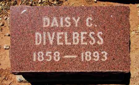 DIVELBESS, DAISY C. - Navajo County, Arizona   DAISY C. DIVELBESS - Arizona Gravestone Photos
