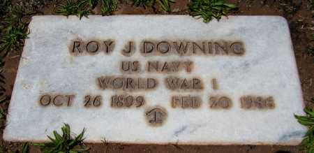 DOWNING, ROY J. - Navajo County, Arizona | ROY J. DOWNING - Arizona Gravestone Photos