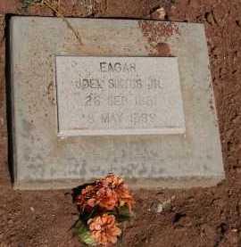 EAGAR, JOEL SIXTUS JR. - Navajo County, Arizona | JOEL SIXTUS JR. EAGAR - Arizona Gravestone Photos