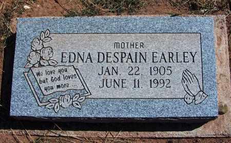 EARLEY, EDNA - Navajo County, Arizona | EDNA EARLEY - Arizona Gravestone Photos
