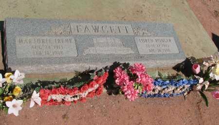 FAWCETT, MARJORIE IRENE - Navajo County, Arizona | MARJORIE IRENE FAWCETT - Arizona Gravestone Photos