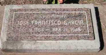GARCIA, JOSE FRANCISCO - Navajo County, Arizona | JOSE FRANCISCO GARCIA - Arizona Gravestone Photos