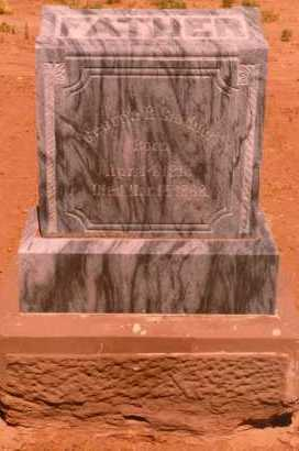 GARDNER, GEORGE B. - Navajo County, Arizona | GEORGE B. GARDNER - Arizona Gravestone Photos