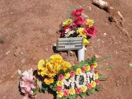 GARDNER, MELVIN - Navajo County, Arizona | MELVIN GARDNER - Arizona Gravestone Photos