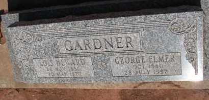 HEWARD GARDNER, LOIS - Navajo County, Arizona | LOIS HEWARD GARDNER - Arizona Gravestone Photos