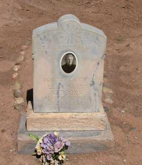 GIBBONS, ELLA HARRIS - Navajo County, Arizona   ELLA HARRIS GIBBONS - Arizona Gravestone Photos