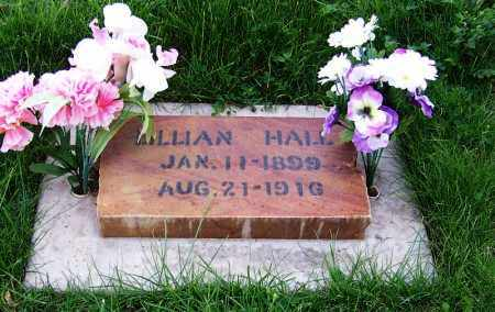 HALL, LILLIAN - Navajo County, Arizona | LILLIAN HALL - Arizona Gravestone Photos