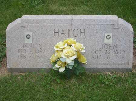 HATCH, JANE - Navajo County, Arizona | JANE HATCH - Arizona Gravestone Photos