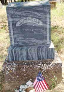 HOYLE, JOHN - Navajo County, Arizona   JOHN HOYLE - Arizona Gravestone Photos