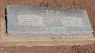 ISON, ROBERT LEVI - Navajo County, Arizona | ROBERT LEVI ISON - Arizona Gravestone Photos