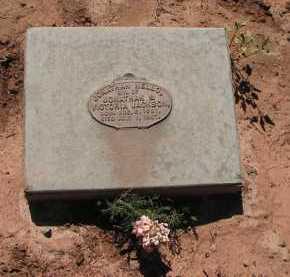 JACKSON, JONATHAN NELLO - Navajo County, Arizona | JONATHAN NELLO JACKSON - Arizona Gravestone Photos