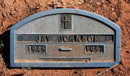 JOHNSON, JAY - Navajo County, Arizona | JAY JOHNSON - Arizona Gravestone Photos