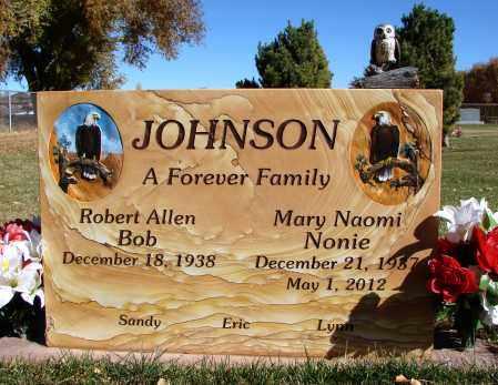 WILHELM JOHNSON, MARY NAOMI - Navajo County, Arizona | MARY NAOMI WILHELM JOHNSON - Arizona Gravestone Photos