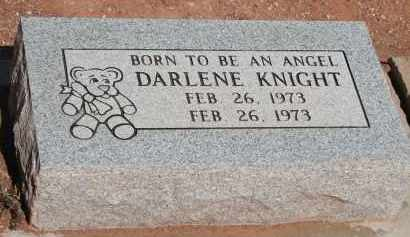 KNIGHT, DARLENE - Navajo County, Arizona   DARLENE KNIGHT - Arizona Gravestone Photos