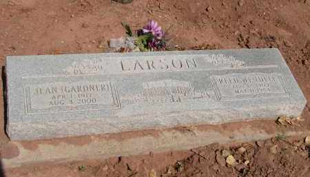 LARSON, REED WENDELL - Navajo County, Arizona | REED WENDELL LARSON - Arizona Gravestone Photos