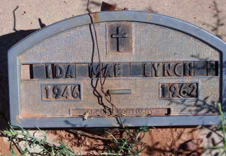 LYNCH, IDA MAE - Navajo County, Arizona | IDA MAE LYNCH - Arizona Gravestone Photos