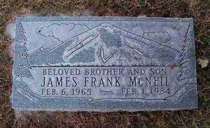 MCNEIL, JAMES FRANK - Navajo County, Arizona   JAMES FRANK MCNEIL - Arizona Gravestone Photos