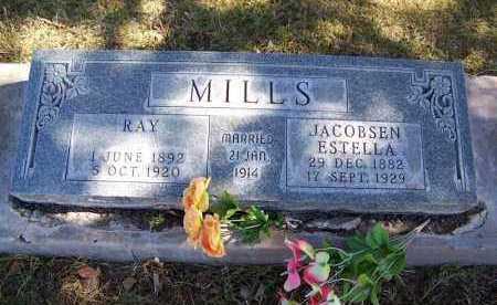 MILLS, RAY - Navajo County, Arizona   RAY MILLS - Arizona Gravestone Photos