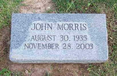 MORRIS, JOHN - Navajo County, Arizona | JOHN MORRIS - Arizona Gravestone Photos