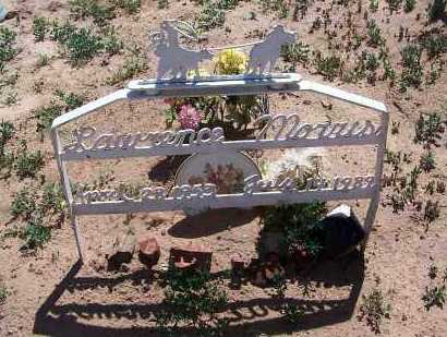 MORRIS, LAWRENCE - Navajo County, Arizona | LAWRENCE MORRIS - Arizona Gravestone Photos