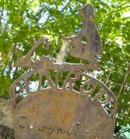 PENROD, COLEMAN RAY - Navajo County, Arizona | COLEMAN RAY PENROD - Arizona Gravestone Photos
