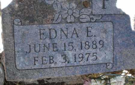 PENROD, EDNA ERLE - Navajo County, Arizona   EDNA ERLE PENROD - Arizona Gravestone Photos