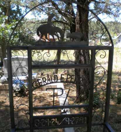 PENROD, GERALD ELLSWORTH - Navajo County, Arizona | GERALD ELLSWORTH PENROD - Arizona Gravestone Photos