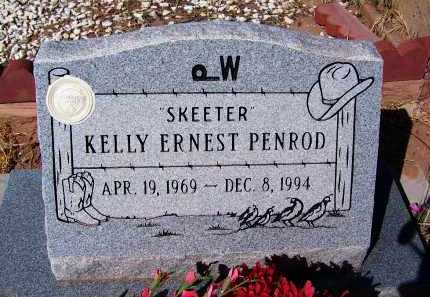 "PENROD, KELLY ERNEST ""SKEETER"" - Navajo County, Arizona | KELLY ERNEST ""SKEETER"" PENROD - Arizona Gravestone Photos"